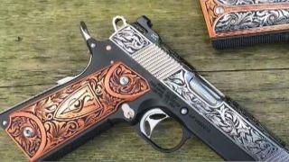 Jesse James making his mark in the luxury gun market thumbnail
