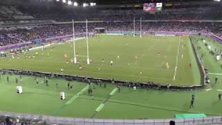 ラグビー【日本】決勝の舞台「一生にもう一度」横浜スタジアム「イングランド vs 南アフリカ」ラグビーワールドカップ2019