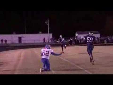 Bradley Johnson 60 Yard INT Return