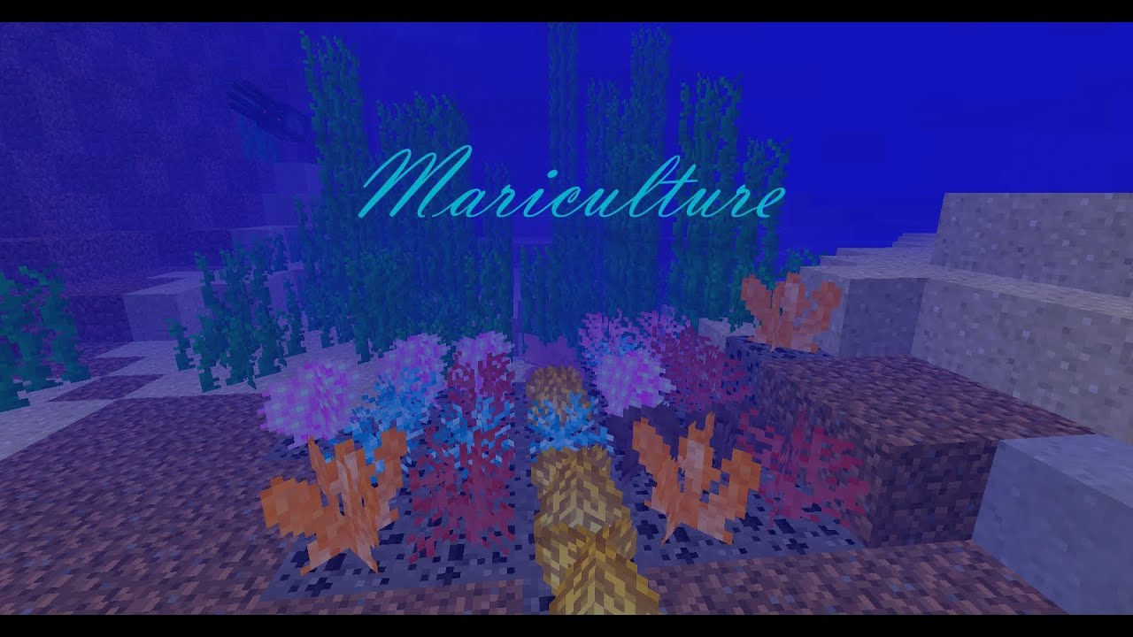 Mariculture Natural Gas