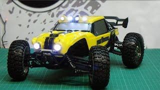 Авто для новичка (HBX 12891 4WD 2.4G)