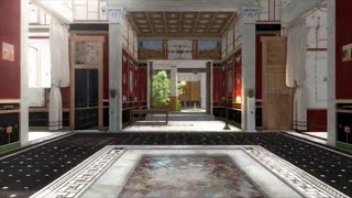 Pompeii in 3D and other tech news - BBC Click