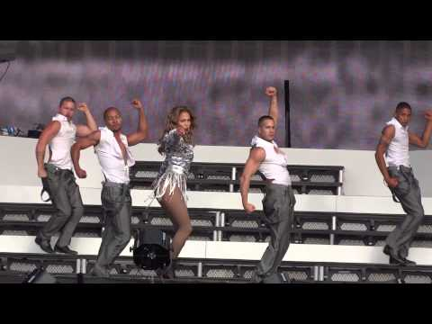 Jennifer Lopez J Lo -- I'm Into You -- Hyde Park, London -- 07/14/2013