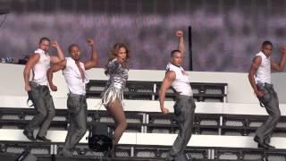 Jennifer Lopez J Lo I M Into You Hyde Park London 07 14 2013