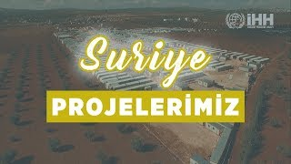 Suriye Projelerimiz