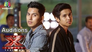 คู่หูดูโอ้ SLOW กับการประยุกต์ภาษาถิ่นเข้ากับเพลงยุคใหม่   Auditions Round   The X Factor Thailand