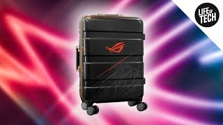 ASUS ROG Phone Unboxing...The Accessories Suitcase IS INSANE!!