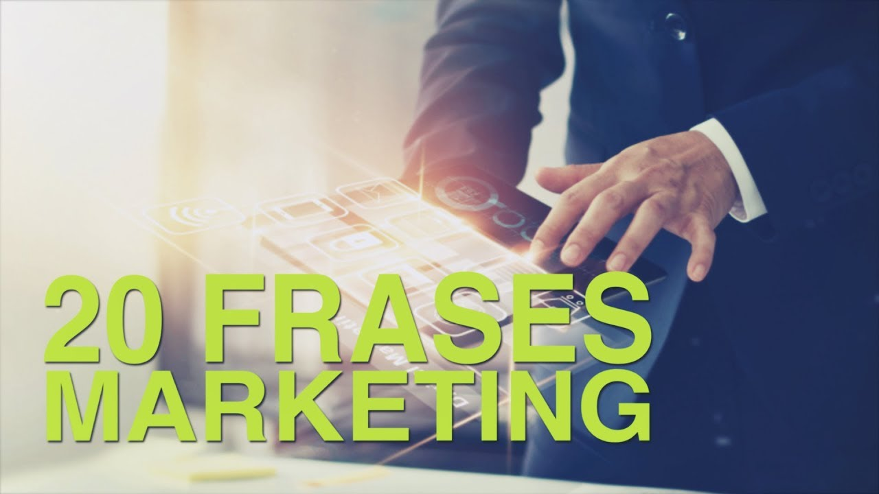 20 Frases De Marketing Atracción De Clientes