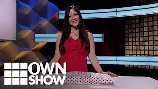 How To Fold A Fitted Sheet For An Organized Linen Closet | #ownshow | Oprah Winfrey Network