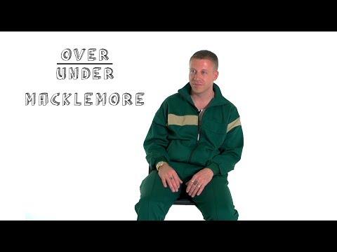 Macklemore Rates Golfing, Mobb Deep, and Orgies After 40