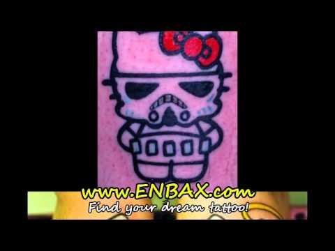 Hello Kitty Tattoo Designs!