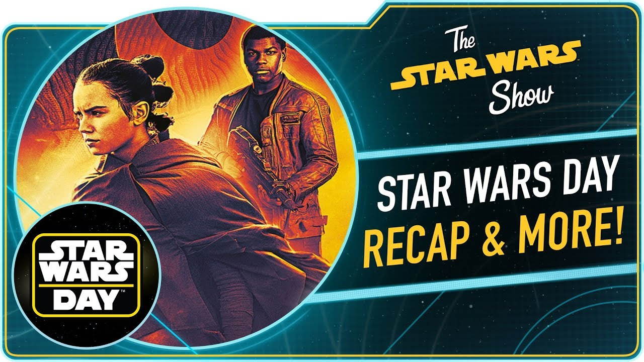 Journey To Star Wars The Rise Of Skywalker Books Revealed Plus Your Star Wars Day Messages Youtube