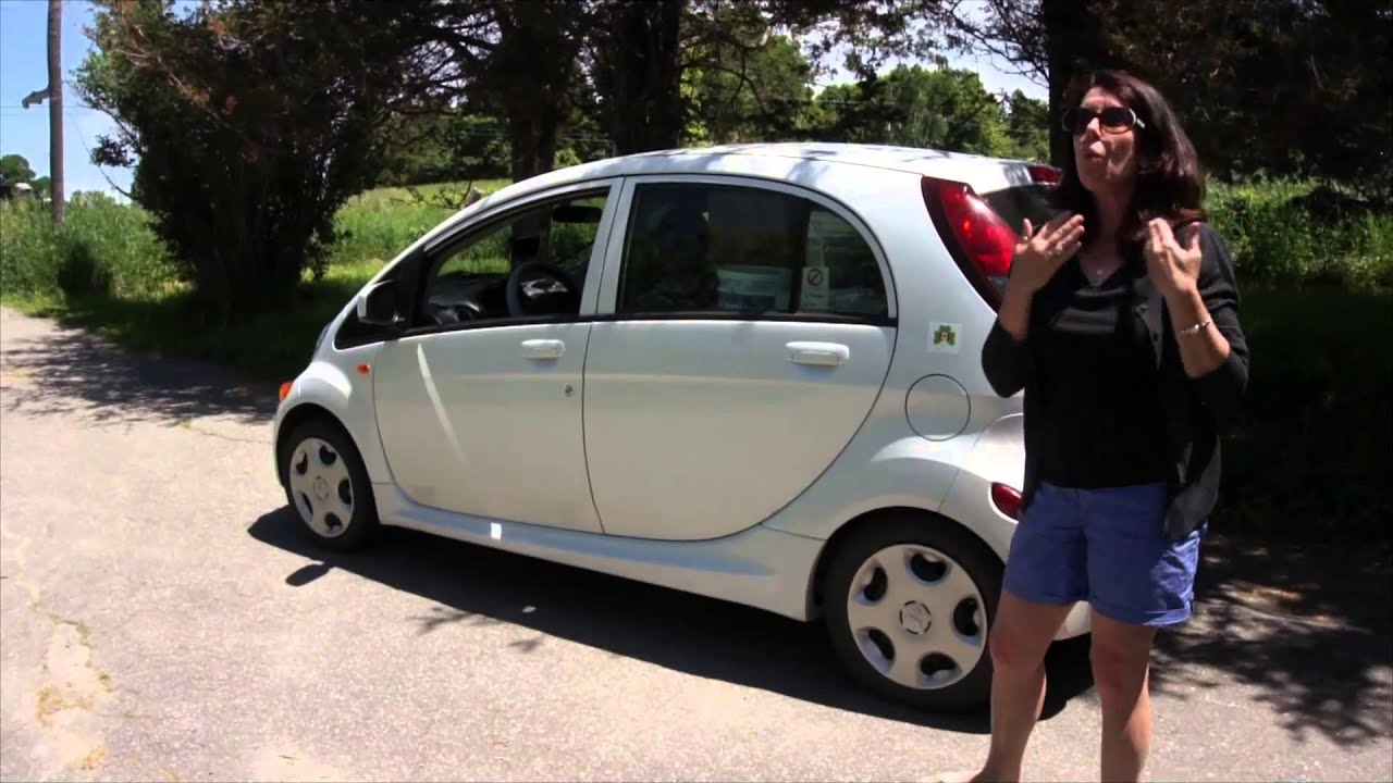 more gas imiev car watch mitsubishi no sale miev electric i of for review youtube