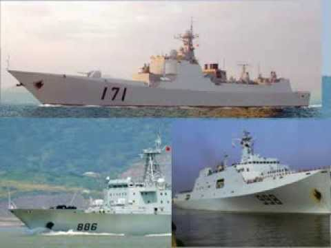 Chinese rescue forces heading for South Indian Ocean