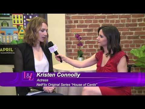 Kristen Connolly on Working with Kevin Spacey