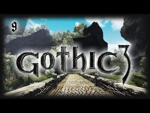 Gothic 3 - Лучшая Сборка. Максимальная Сложность [9] Генерал Миртаны