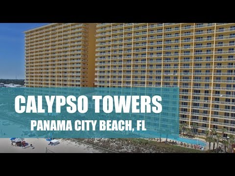 calypso towers panama city beach condos for sale affordable beach front condos youtube. Black Bedroom Furniture Sets. Home Design Ideas