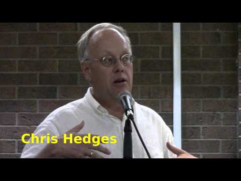 Chris Hedges: The Great Unraveling (Q+A) [2/2]