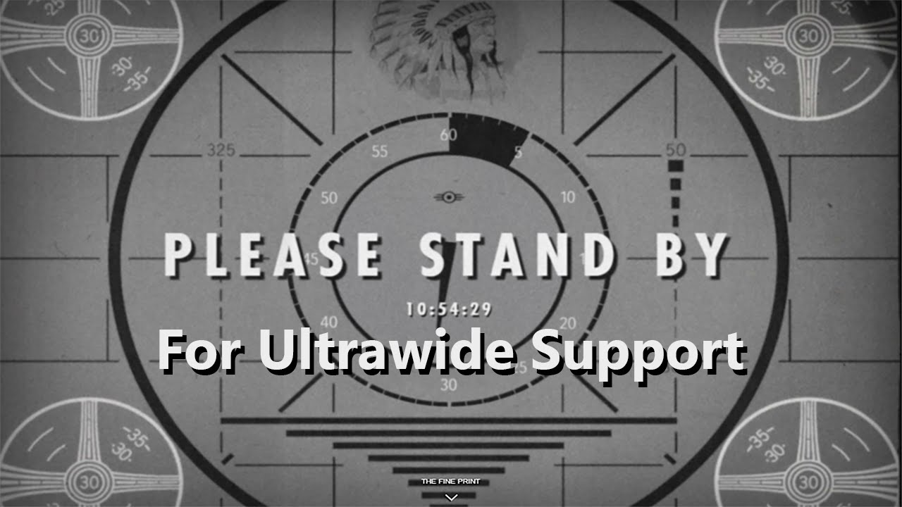 21 9 Fallout 4: How To Fix Games For 21:9 Ultrawide Gaming