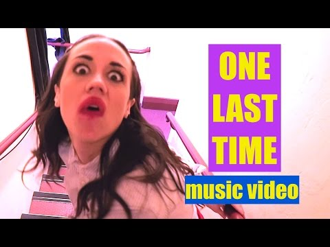 Ariana Grande - One Last Time - BY MIRANDA SINGS - YouTube