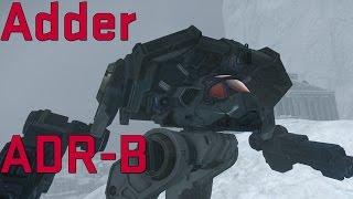 Adder-B Quirk Testing