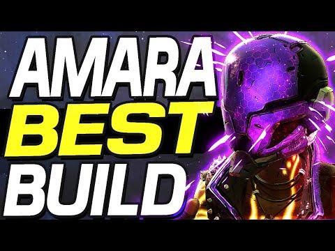 Borderlands 3 - BEST AMARA BUILD HIGHEST DPS !!