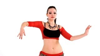 How to Combine Snake Arms & Piston Hips | Belly Dance