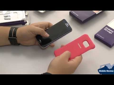 Аксессуары для Samsung Galaxy S6 и S6 Edge