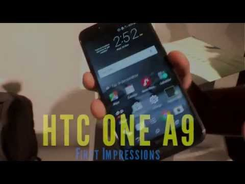 HTC One A9 - First Impressions