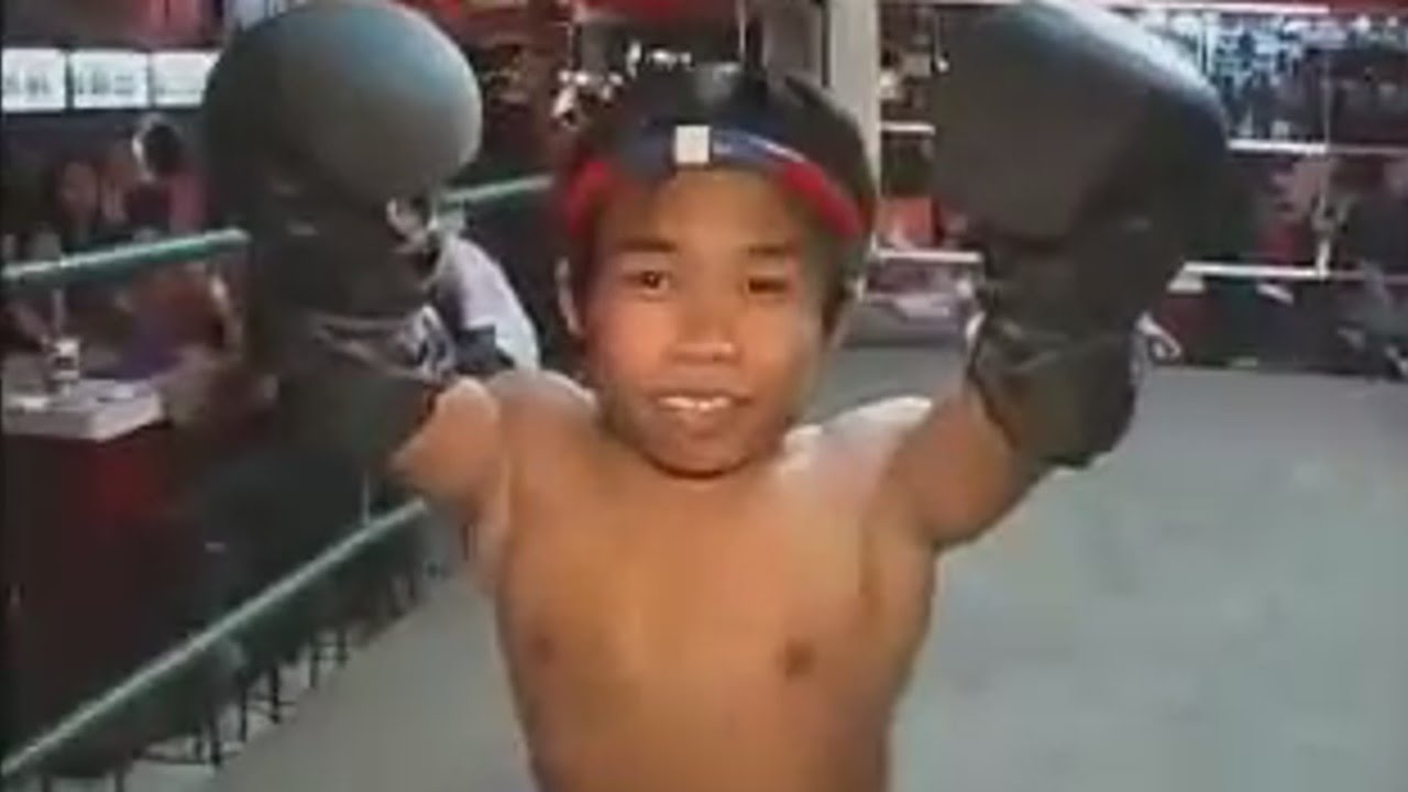 Fight with midget