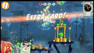 Beat The Daily Challenge King Pig Panic Completed in Angry Birds 2 SATUDAY