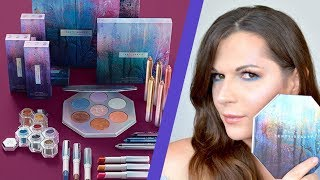 makeup test: Fenty Beauty Chill Owt collection first impressions and swatches