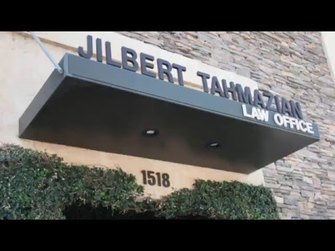 Criminal Attorney in Los Angeles, California   Jilbert Tahmazian 818-242-8201