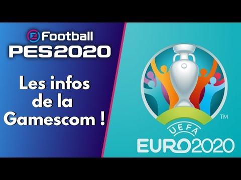 PES 2020 : Le journal de PES - Edition spéciale Gamescom 2019, les dernières infos !