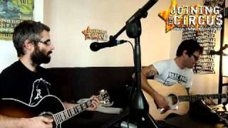 Uncommonmenfrommars live (Circus Session # 05 - 01 / 10 / 10)