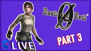 Resident Evil 0 (GC) PART 3   SSFF Live