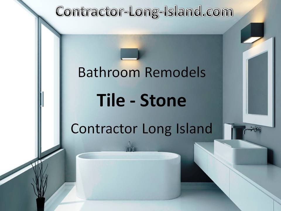 LONG ISLAND BATHROOM TILE REMODEL TILING CONTRACTOR HAMPTONS - Long island bathroom remodeling