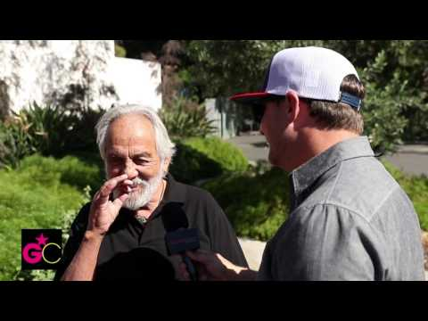 Tommy Chong Supports The George Lopez 10th Anniversary Celebrity Golf Classic