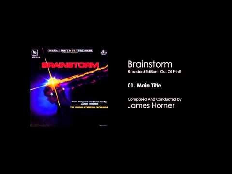 Brainstorm OST (Std. Edition - Out Of Print) - 01. Main Title