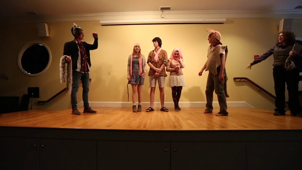Projects Block 17 Traveling Theater Troupe Youtube