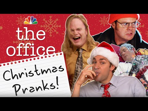 Best Christmas Pranks - The Office