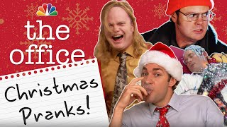 Best Christmas Pranks - The Office