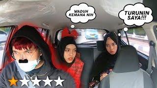 Download Lagu Part 2 PRANK Nyamar Jadi Taxi Online Jemput Kakak2ku **Minta Diturunin Di Jalan** mp3