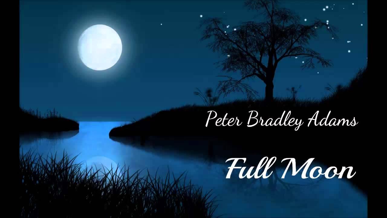 Peter Bradley Adams - Full Moon Song (Lyrics in ...