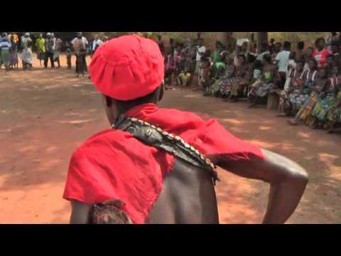 Travel Memories... Togo: zangbeto and voodoo dancers
