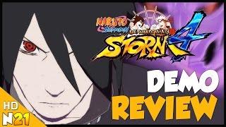 Naruto Ninja Storm 4 ROAD TO BORUTO, New Adult Sasuke VS Kinshiki/ Full HD【1080p 60FPS 】- Nillo21.