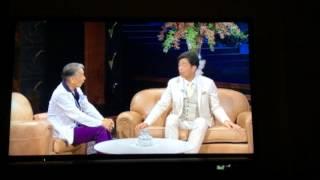 BSフジ「堺でございます」に出演した中村雅俊が、ジョージ・ハリスンの...