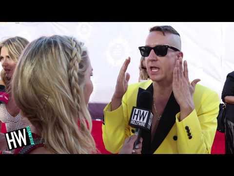 Jeremy Scott Reveals Pop Star Fashion Trends! (Ariana Grande, Katy Perry, Nicki Minaj)