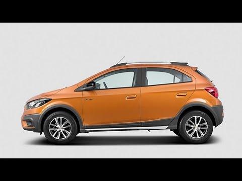 2017 Chevrolet Onix Activ Revealed Youtube