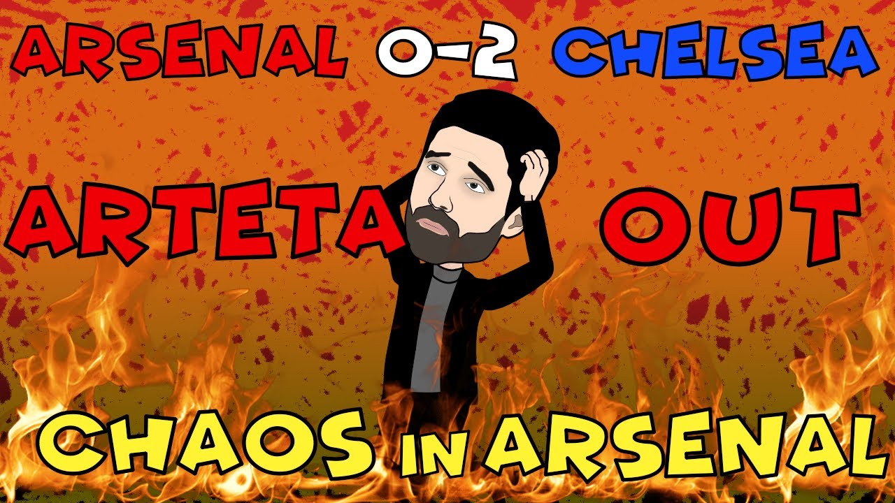 Download Arsenal 0   2 Chelsea 🤪🤣⚽⚽